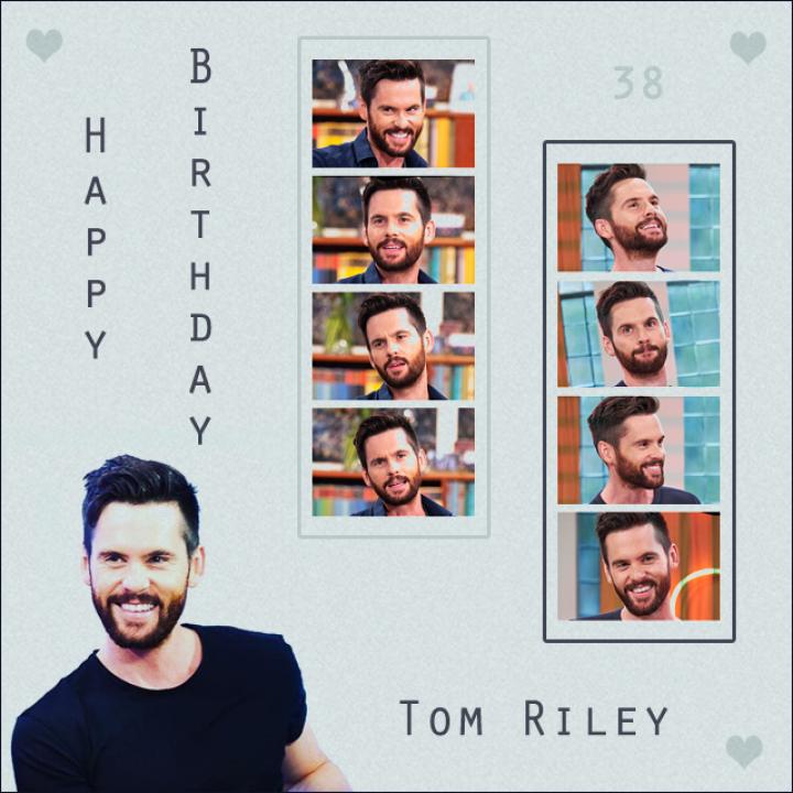 tom riley