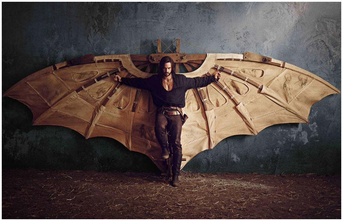 Tom Riley Da Vinci's Demons