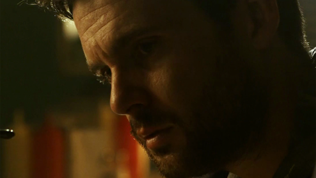 The Shadow Hours | Tom Riley